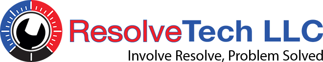 Resolve Tech Logo